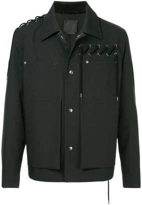 Craig Green lace-up detail jacket