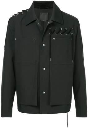 Craig Green lace-up detail jacket