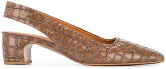 Croco By Far Danielle pumps