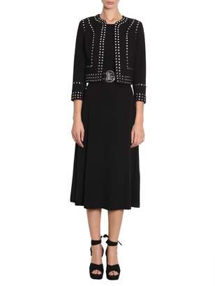 MICHAEL Michael Kors Midi Dress With Belt