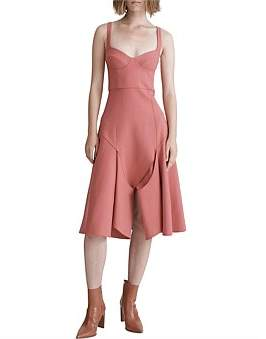 Dion Lee Circle Loop Dress