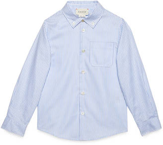 Children's striped oxford shirt $330 thestylecure.com