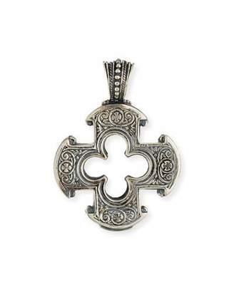 Konstantino Sterling Silver Classics Cross Pendant