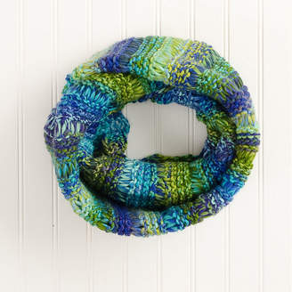 DESIGN IMPORTS Design Imports Stripe Infinity Cold Weather Scarf