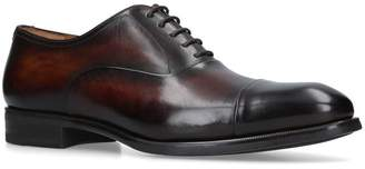 Magnanni Leather Golay Oxford Shoes
