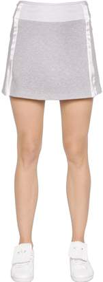 Callens Stretch Cotton Jersey Skirt