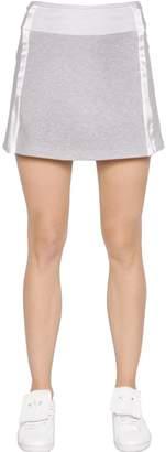 Callens Stretch Cotton Jersey Skirt
