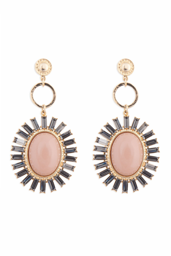 Rachel Leigh Primrose Regal Drop Earrings