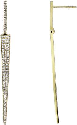 Bony Levy Prism Diamond Dagger Earrings