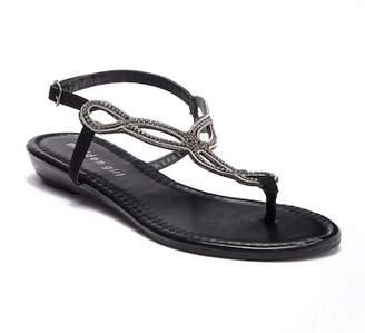 Madden-Girl Timber Adorned Sandal