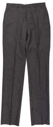 Brooks Brothers Boys' Wool Straight-Leg Pants
