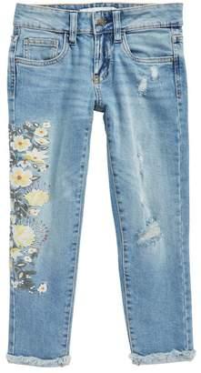 Treasure & Bond Embellished Jeans (Big Girls)