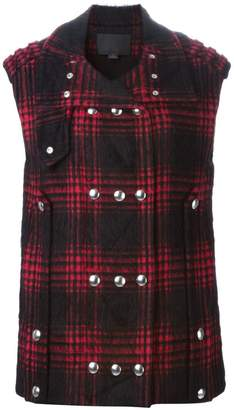 Alexander Wang double breasted waistcoat