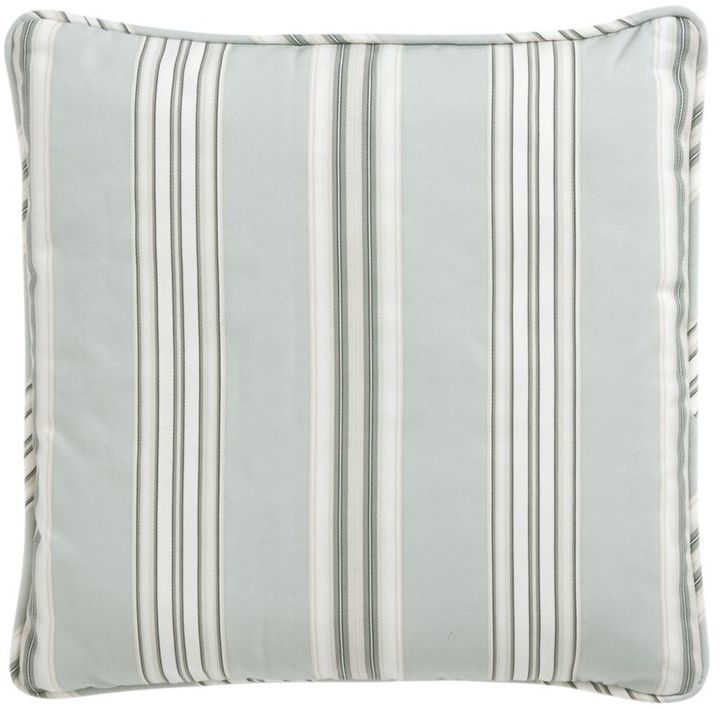 Shore stripe pillow