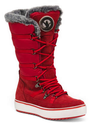 Lightweight Waterproof Cold Weather Boots