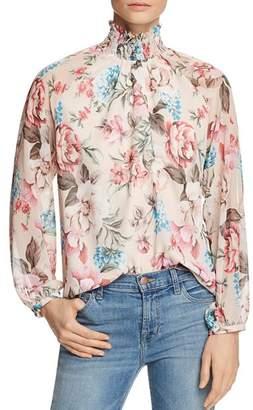 Yumi Kim Lexington Avenue Floral Top