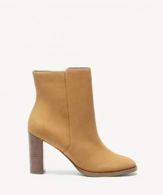 Sole Society Micah Stacked Heel Bootie