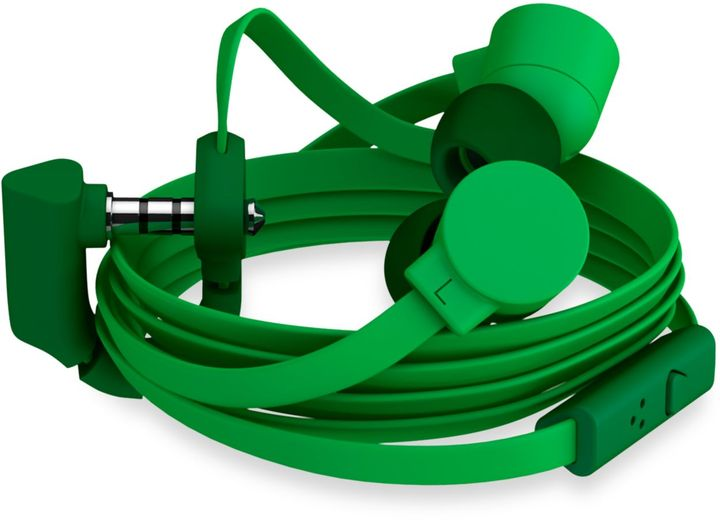 Bed Bath & Beyond Coloud The Pop Headphones in Transition Green