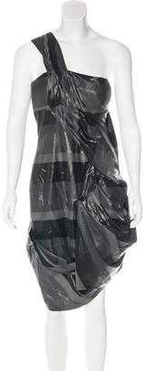 L.A.M.B. Sleeveless Mini Dress