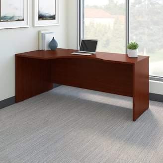 Bush Business Furniture Series C Left Handed Corner Desk