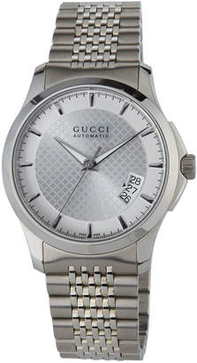 Gucci 38mm Automatic G-Timeless Watch