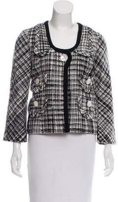 Marc Jacobs Wool Tweed Jacket w/ Tags
