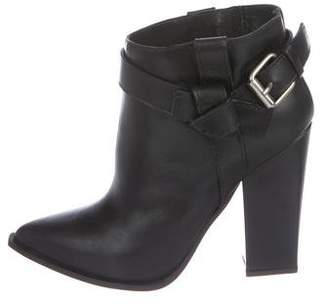 Thakoon Leather Ankle Boots w/ Tags