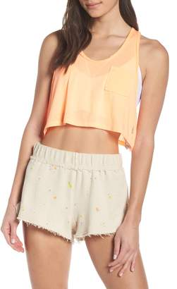 Free People MOVEMENT Sunny Days Cropped Tank Top