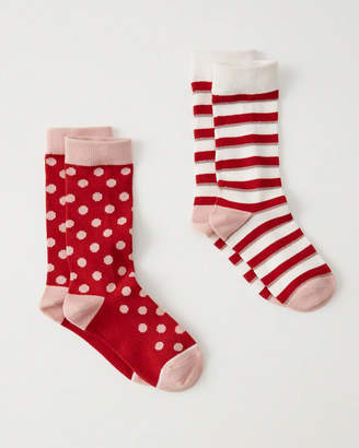 Abercrombie & Fitch 2-Pack Socks