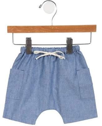 Babe & Tess Girls' Chambray Cargo Pants w/ Tags