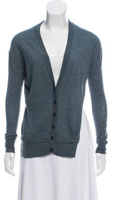 Alexander Wang V-Neck Wool Cardigan