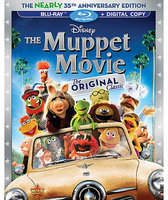 Disney The Muppet Movie Blu-ray + Digital Copy