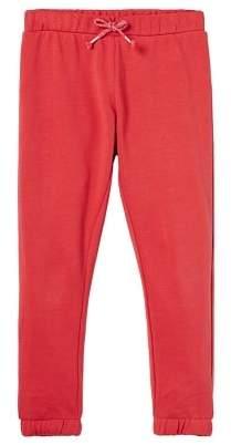MANGO Cotton jogging trousers