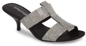 Jeffrey Campbell Tartine Embellished Slide Sandal