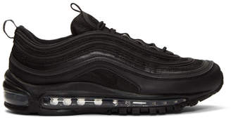Nike Black Air Max 97 Sneakers