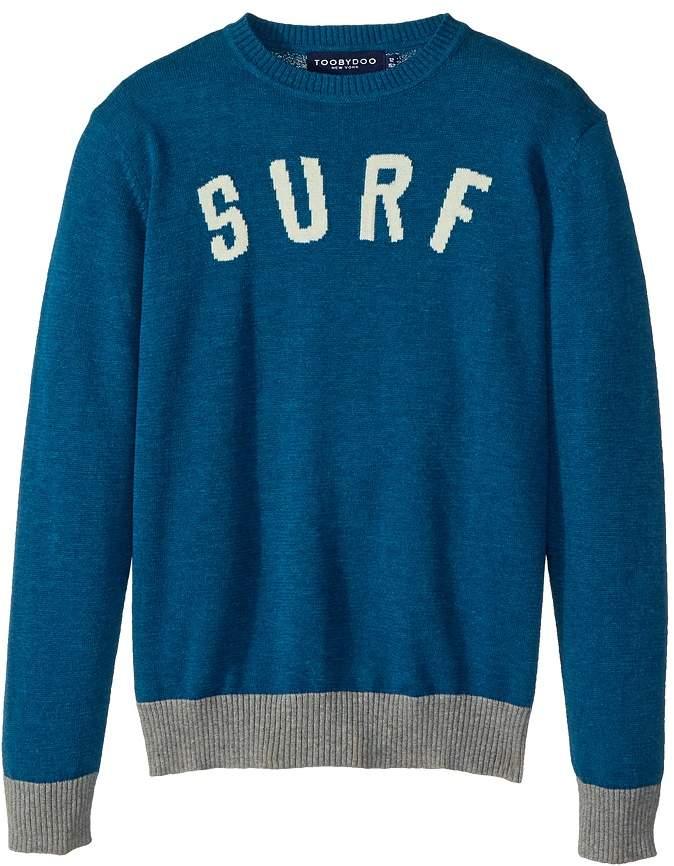 Surf Crew Sweater (Toddler/Little Kids/Big Kids)