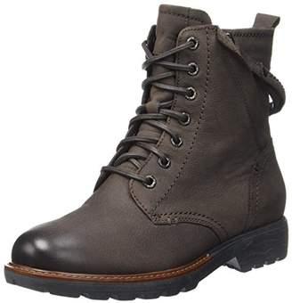 Jana Women's 25206 Combat Boots