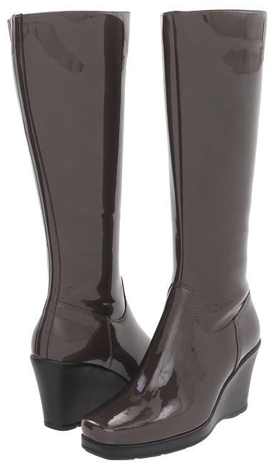 La Canadienne Iza (Smoke Patent) - Footwear