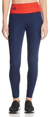 adidas by Stella McCartney Train Perforated Leggings