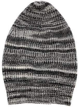 Missoni Knit Striped Beanie