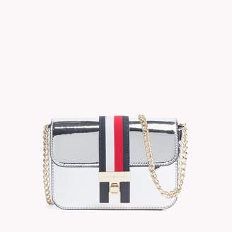 Tommy Hilfiger Heritage Mini Metallic Crossbody