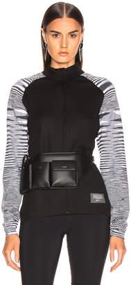Missoni Adidas By adidas by PHX Jacket in Black & Grey & White | FWRD