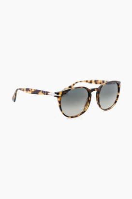 Persol Tortoise Gray Lens Galleria Sunglasses