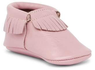 First Steps Leather Moccasins (Baby & Toddler)