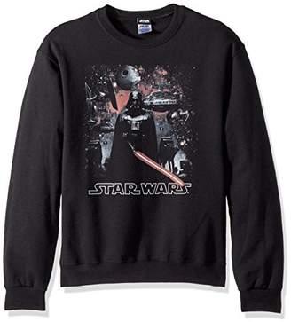 Star Wars Unisex-Adult's Men's Returning Battalion Graphic T-Shirt