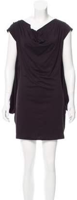 Susana Monaco Sleeveless Draped Dress