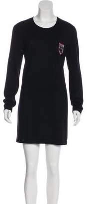 Chanel Paris-Edinburgh Wool Dress