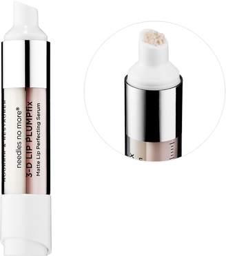 Dr. Brandt Skincare needles no more 3-D LIP PLUMPfix