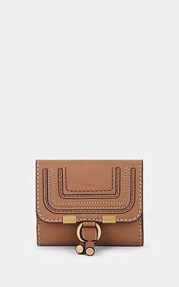 Chloé Women's Marcie Small Leather Wallet - Brown