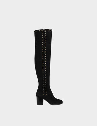 Jimmy Choo Harlem over the knee boots